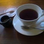 喫茶 星霜  - ホットティー