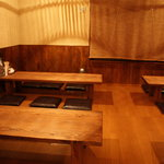 金泉軒 - 座敷は宴会24人まで入ります。