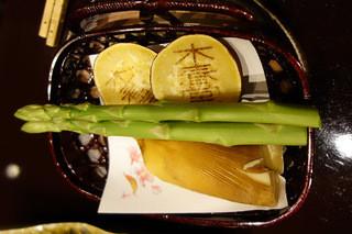 石焼料理 木春堂 - 野菜三種盛り