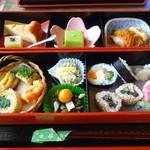わたぼうし - (第1回)季節のお弁当1600円