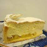 モンブラン - チーズケーキ