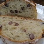 自家製天然コーボパンと焼き菓子 ぐらぱん - お豆のロデブ
