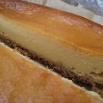 自家製天然コーボパンと焼き菓子 ぐらぱん - チーズケーキ