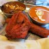 Supaisuparesu - 料理写真:シークカバブとタンドリーチキン
