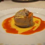 ビストロ ボン・グー・コクブ - お魚のメイン料理です