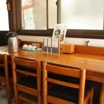 めはり本舗・三軒茶屋 - カウンター