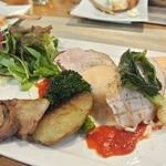26719962 - 阿波尾鶏の薪焼き -徳島産地鶏のグリル-