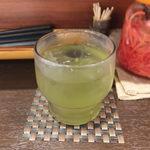 らーめん だいだい - 緑茶