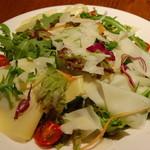 バールデルポポロ - 3種のチーズサラダ