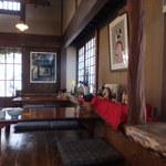 黒門茶屋 - 小上がりテーブル席