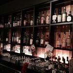 バースタックス - バックバーのお酒たち