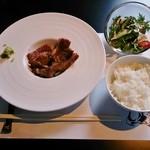 26722773 - 松阪牛カルビランチ980円