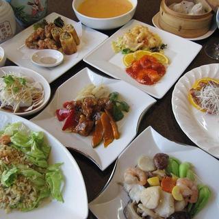 本格中華海鮮料理