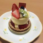 26724087 - レモンのシブースト ¥380