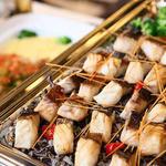 ラグナスイート - 季節の鮮魚を使ったオードブルもございます