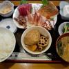 助六 - 料理写真:刺身定食1500円