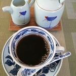 cafe 木もれび - セットのコーヒー(単品300円)2014/04