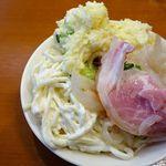 レストランさとう - サラダバー