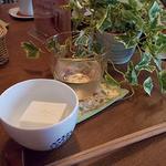 Community Cafe ♭ - 前菜?の豆腐