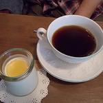 Community Cafe ♭ - コーヒーとプリン