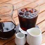 ICHIRIN grill sakura - 水出しアイスコーヒー