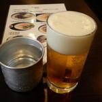 Mangosuchin - ランチビール250円