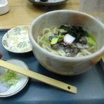 四ツ木製麺所 - しじみうどん