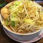 太一商店 - ラーメン味玉(750円)
