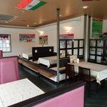 チタウンカフェ - 広くゆったりした店内
