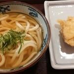 26731776 - かけ(温)¥290 +さつま芋¥100