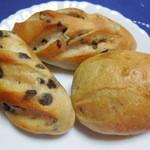 おいしいパン.jp - 料理写真:フランスパン系    小3品 @¥90-