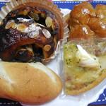 おいしいパン.jp - 料理写真:バラエティセット\210-