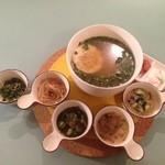 スプリングノート - 春とんぼ麺(フルトッピング)