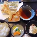 丸一 - 天ぷら膳
