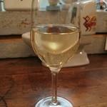 Ms.Plate - 白ワイン