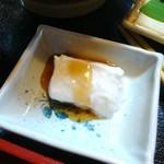 屋宜家 - ジーマミー豆腐