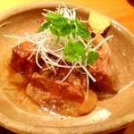 極ダイニング清水 - 晩御飯は、豚の角煮などなど!(^ー^)ノ相変わらず和食の美味しいお店(^○^) 締めは、また別を予定( ̄▽ ̄)