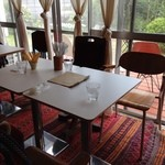 cafe sakura - 民家を改装した、落ち着けるカフェです。