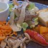 トラットリア ニコ - 料理写真:1)前菜5種盛