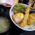 さくら肉天 - 東京最強珠天丼