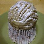 サロン・ド・テ アンジェリーナ - 【メープルシロップのモンブラン(473円)】11月のマンスリーモンブランです。