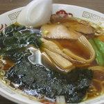 上海亭 - 醤油ラーメン