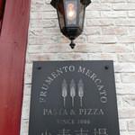FRUMENTO MERCATO 小麦市場 -