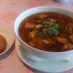 中国ラウンジ 味雅 - 料理写真:麻婆麺