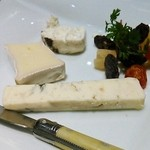 Anvers - チーズ盛り合わせ♪