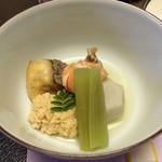 松田屋ホテル - 鯛のオランダ煮