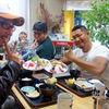 松の家 - 料理写真:お刺し身定食2100円