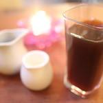 紫蛍 - 【手作りコーヒーゼリー】食後のお口直しにどうぞ。