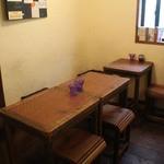紫蛍 - 家族みんなが楽しめるお店です♪木のぬくもりが暖かな店内でゆっくりお寛ぎ下さい★