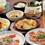 一夜 - 宴会料理2,500円(6品)〜料理内容は希望により変わります。